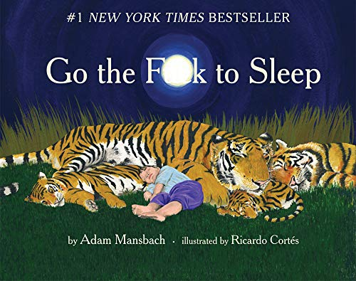 Books for th ebaby go the f to sleep Gifts for New Dads