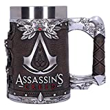 Officially Licensed Assassins Creed Brotherhood Brown...
