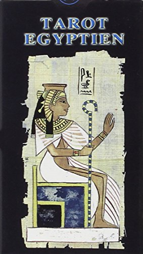 Карта ойыны: Egyptian Tarot (1 ойын + буклет)