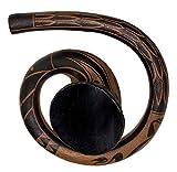 Didgeridoo, Baked wood Didgehorn Maori (Tone D)