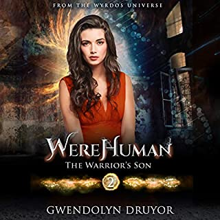 WereHuman 2 - The Warrior's Son audiobook cover art