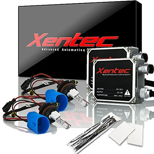 XENTEC 55W Standard Size HID Conversion Kit