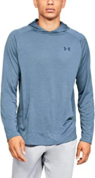 Under Armour Men's Tech 2.0 Hoodie Pullover (S to XXXL)
