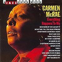 Jazz Hour With Carmen Mcrae by CARMEN MCRAE (1999-12-01)
