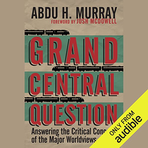 Grand Central Question audiobook cover art