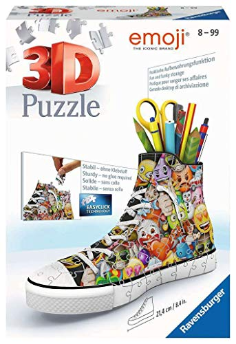 Ravensburger Italy Puzzle 3D Sneaker Portapenne...