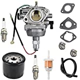 ALL-CARB Carburetor Carb Kit Replacement for Kohler SV830 SV740 SV735 SV730 SV725 SV710 23HP 24HP 25HP 26HP 27HP Engines Lawn Tractor Mower Toro 32-853-08 32-853-06 32-853-04 32 853 12-S