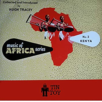 Music of Africa Series No. 2 Kenya