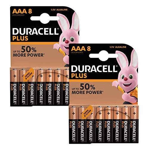Duracell Power Stack Pack van 16