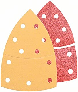Bosch 25 Mixed Sanding Sheets Set for PSM 160