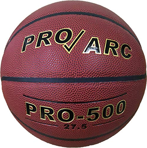 Learn More About pro arc PRO-500 Junior Size Basketball 27.5