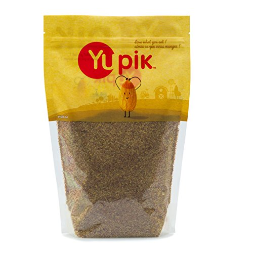 Yupik Ground Flax Seeds, 1Kg