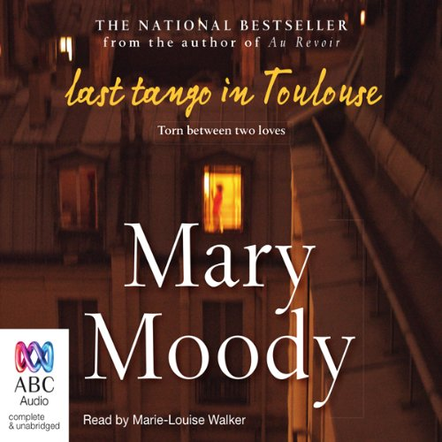 Last Tango In Toulouse audiobook cover art