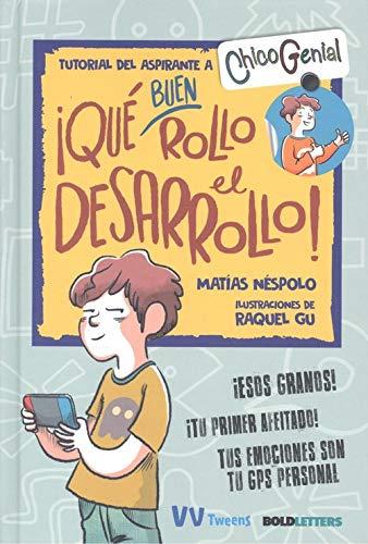 ¡QUE BUEN ROLLO EL DESARROLLO! (Chica genial/chico genial)