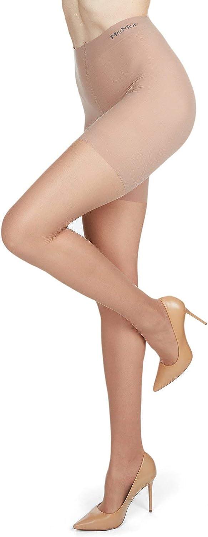 MeMoi Silky Sheer Smoother Pantyhose