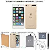 Apple iPod Touch 6th Generation and Accessories, 16GB - Gold
