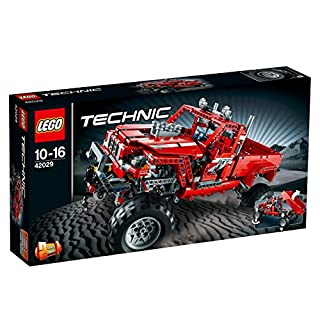 LEGO Technic 42029 - Pick-Up Truck (B00H48LAIM) | Amazon price tracker / tracking, Amazon price history charts, Amazon price watches, Amazon price drop alerts