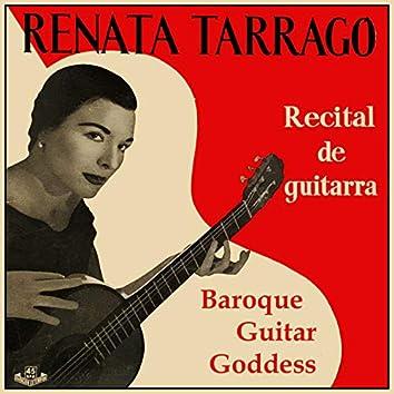 Baroque Guitar Goddess
