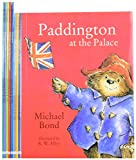 Paddington Bear 10 Books Collection Pack Set in Carrier Bag by Michael Bond (In the Garden, The grand Tour, Christmas Surprise, at the Zoo, the Marmalade Maze, at the Palace, at the carnival, etc
