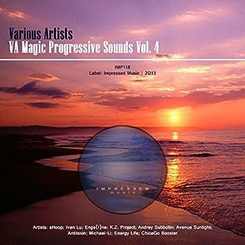 Magic Progressive Sounds, Vol. 4