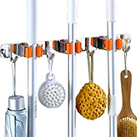 Kadulac Wall Mounted Mop Broom Holder