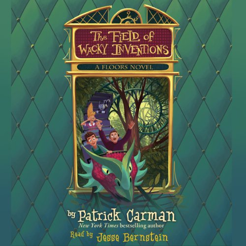 The Field of Wacky Inventions audiobook cover art