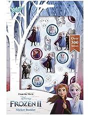 Disney Frozen II Pegatinas de Anna & Elsa - 1x 300 unidades