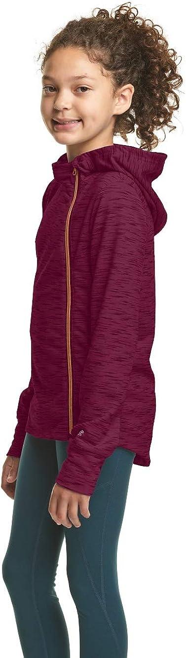 C9 Champion Girls' Fleece Asymmetrical Jacket