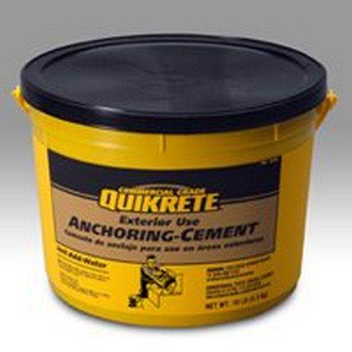 Quikrete Anchoring Cement 10-30 Min 10 Lb (1, 10 lb.)