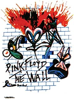 Old Glory Pink Floyd - The Wall Poster Tapestry
