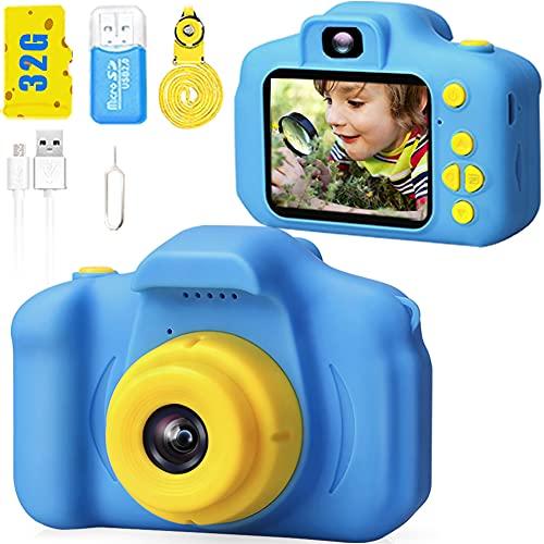 Desuccus Kids Camera HD 1080p Video...