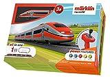 Märklin- Confezione Iniziale Treno rapido Italiano, Multicolore, 29334