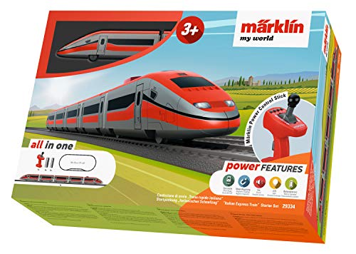 Märklin 29334 My World - Starter Kit Treno rapido Italiano , Diverse