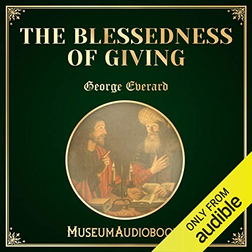 The Blessedness of Giving cover art