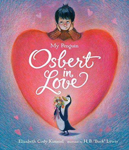 Image of My Penguin Osbert in Love: Midi Edition