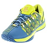 K-Swiss Women's Hypercourt 50th Tennis Shoe, 50th/Ultramarine/Sulphur...