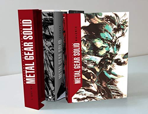 L'art de Metal Gear Solid: Coffret en 2 volumes : Galerie ; Etudes