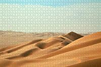 大人のためのジグソーパズルアルジェリアタッシリナジャーパズル1000ピース木製旅行のお土産