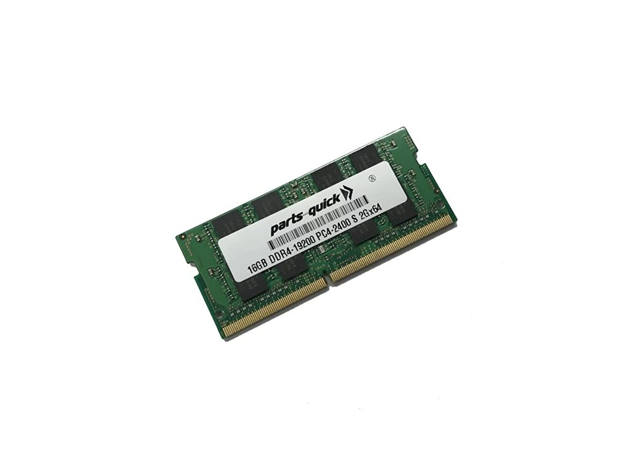 ペリスコープ散髪鯨16GB (1X16GB) メモリー HP Notebook 17-bs051od DDR4-2400 SODIMM RAM (PARTS-QUICKブランド)