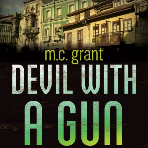 Devil with a Gun audiobook cover art