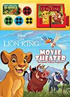 Disney The Lion King Movie Theater Storybook & Movie Projector