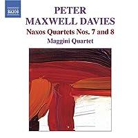 Naxos Quartets Nos. 7 & 8
