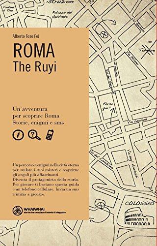 Roma. The Ruyi (Whaiwhai)