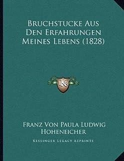 Bruchstucke Aus Den Erfahrungen Meines Lebens (1828)