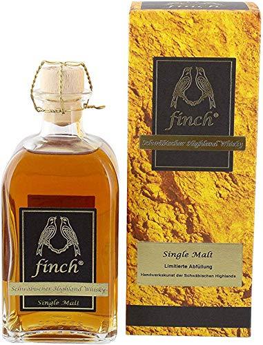 finch® Schwäbischer Highland Whisky Single Malt Sherry 0,5 l
