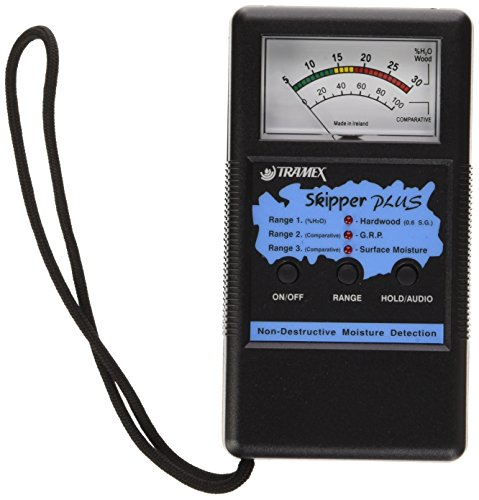 Tramex Moisture Meter for Boats