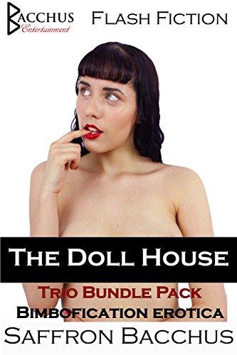 The Doll House - Trio Bundle Pack: Bimbofication Erotica (English Edition)
