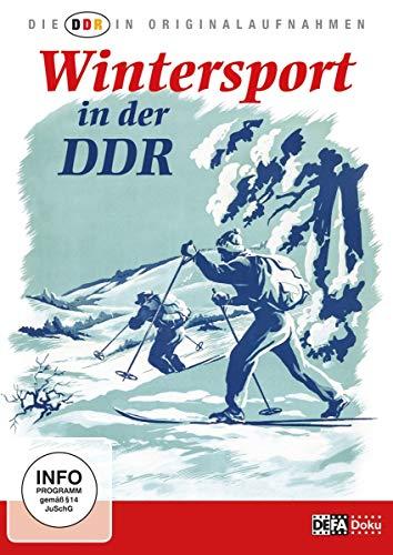 Die DDR in Originalaufnahmen - Wintersport in der DDR