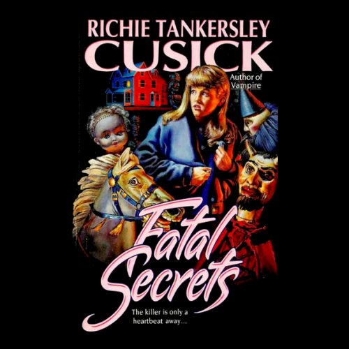 Fatal Secrets audiobook cover art