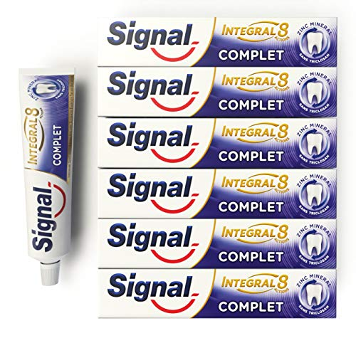 Signal Dentifrice Complet Integral 8 450ml